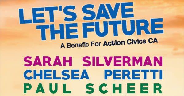 Let's Save the Future!