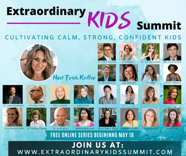 Speaker Lineup Extraordinary Kids Summit