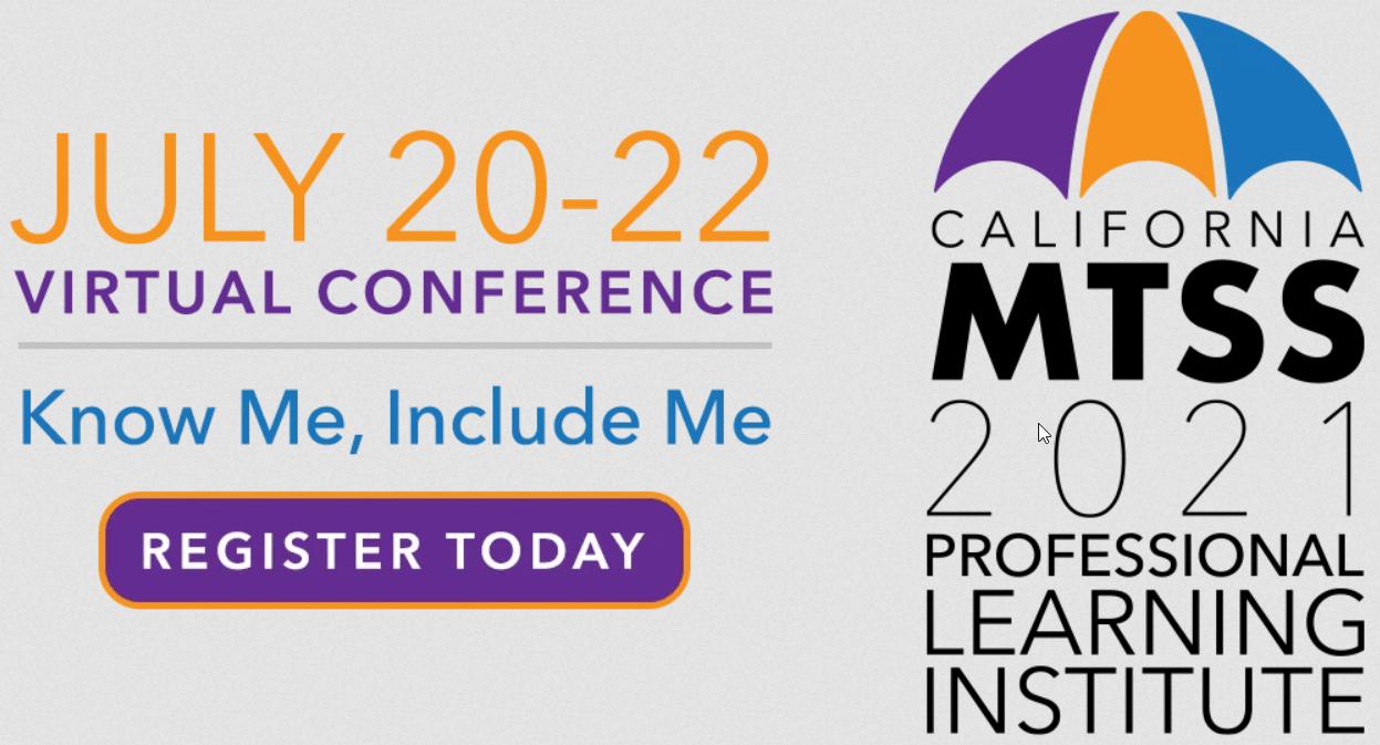 MTSS 2021 event graphic